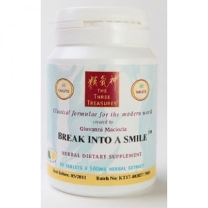 Break Into A Smile
